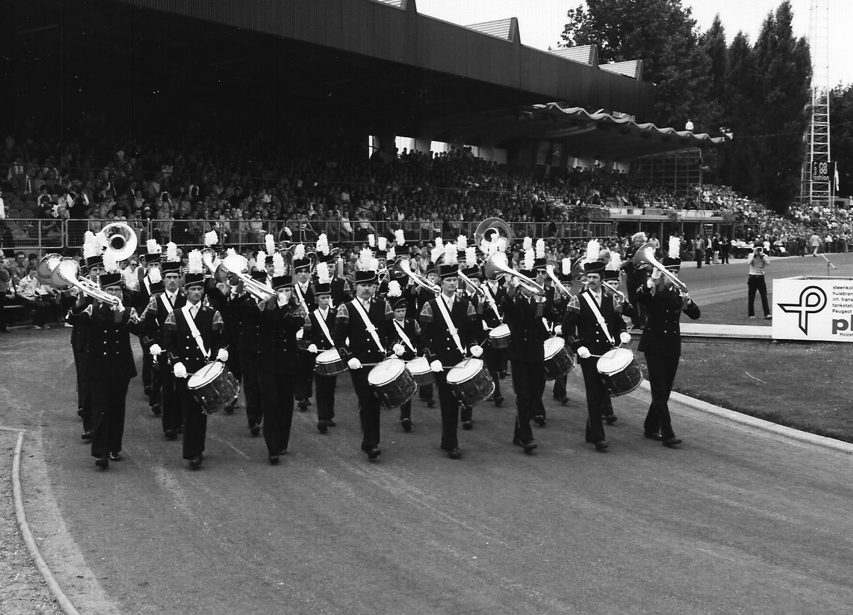 WMC  Kerkrade 1981