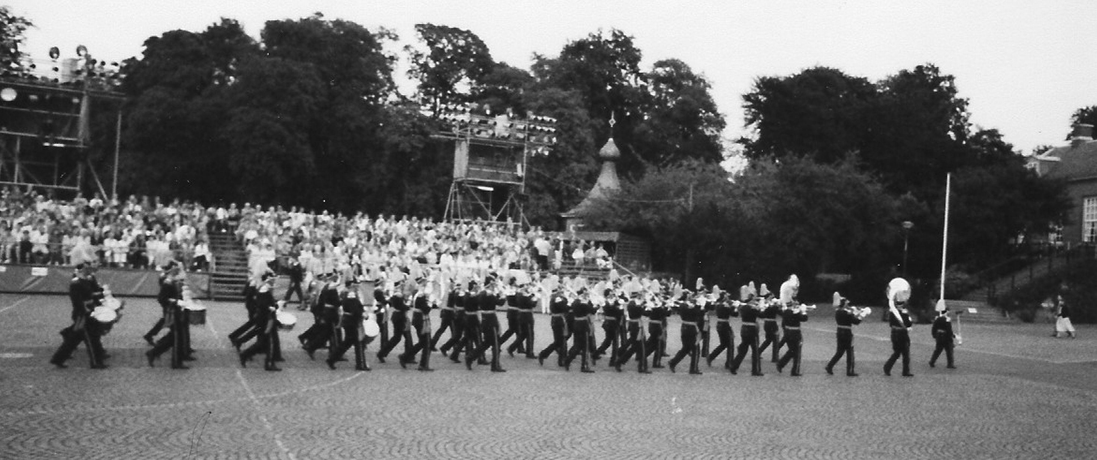 Nationale Taptoe Breda 1984