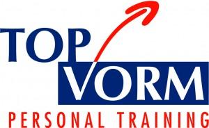 Logo TopVorm - Personal training