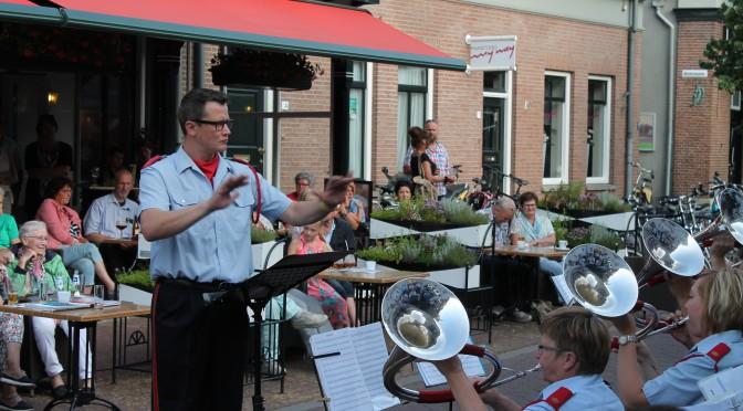 Donateursactie Jachthoorn en Trompetterkorps Gemert en afsluitend zomerconcert.